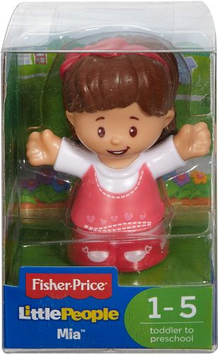 Fisher-Price Little People Mia